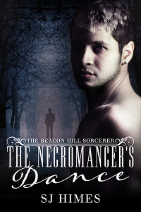 The Necromancer's Dance E-Book Cover